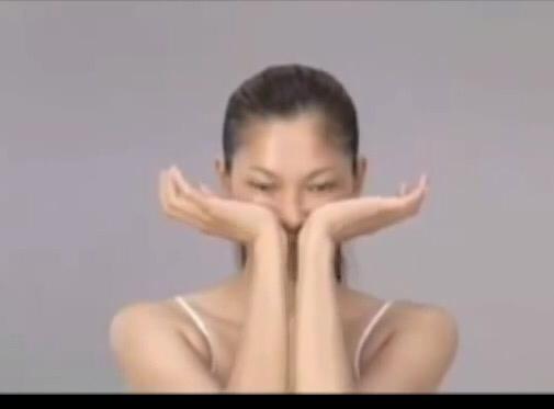 Máscaras de redução de dobras na cara